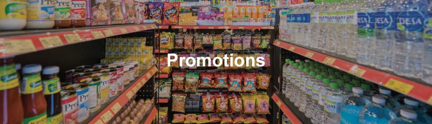 Shop banner