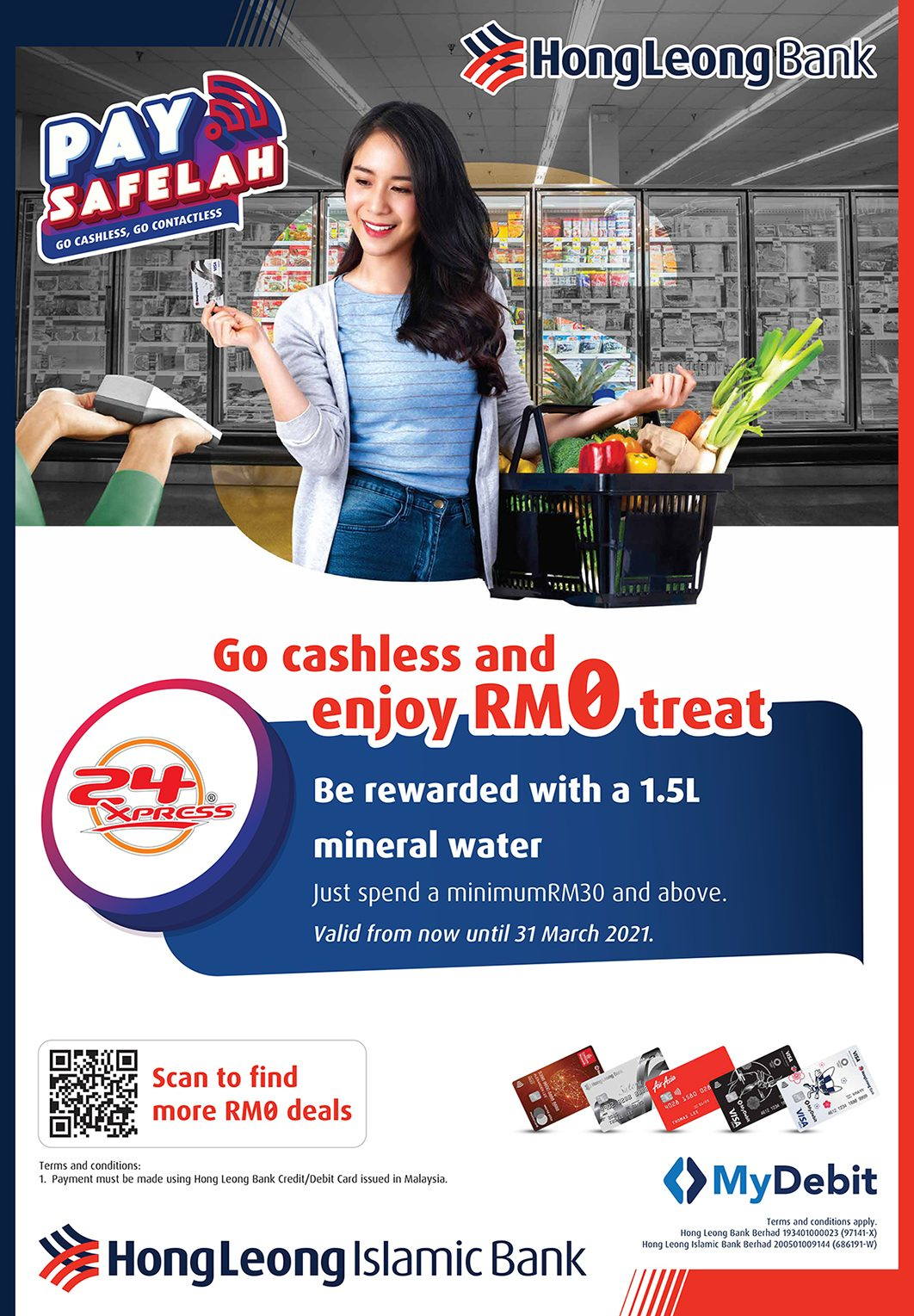 HLB Safer Way to Pay Campaign-A1 Poster-Tactical (Grocery)_FA CS5 – 24 Express_page-0001